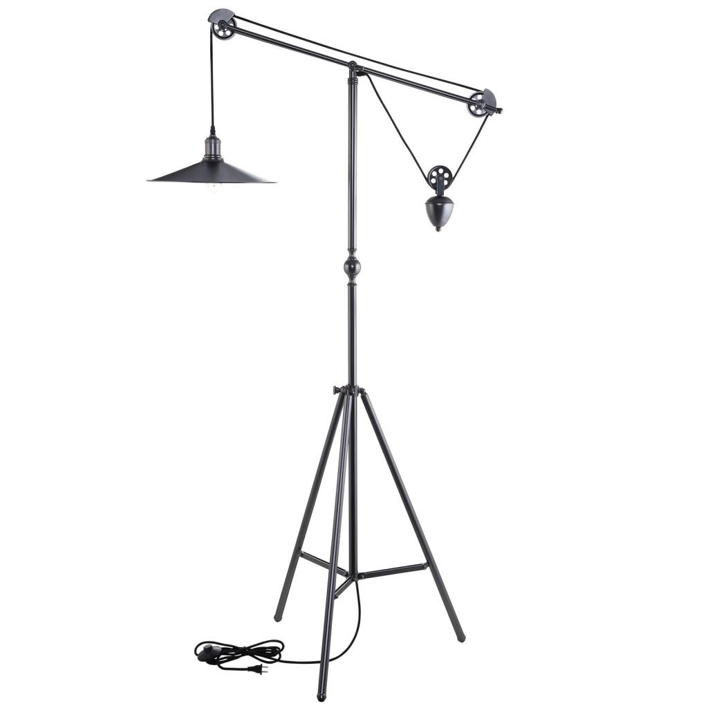 Lever Floor Lamp