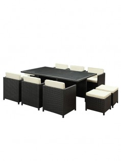 Pheonix Outdoor Dining Set 237x315