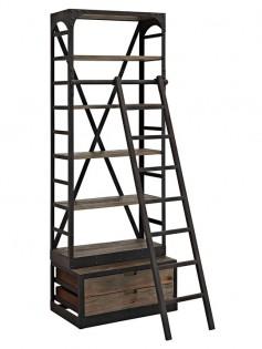 Reclaimed Wood Shelving Unit 237x315