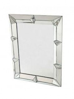 Rivet Wall MIrror 237x315