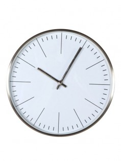 Tech Wall Clock 237x315
