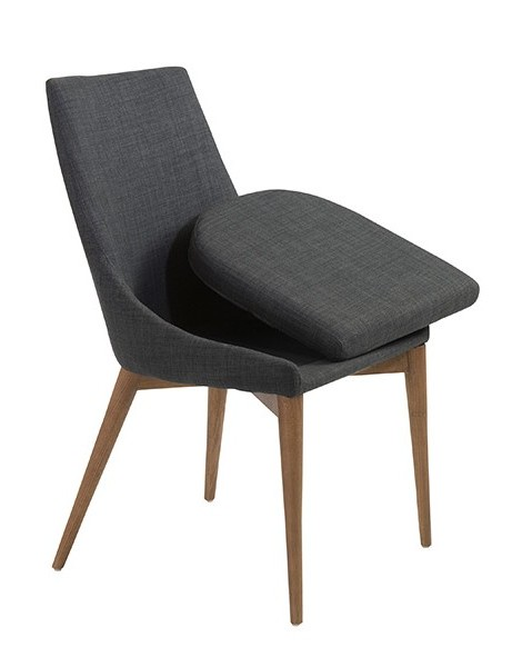 Uptown Chair Dark Gray 3 461x600