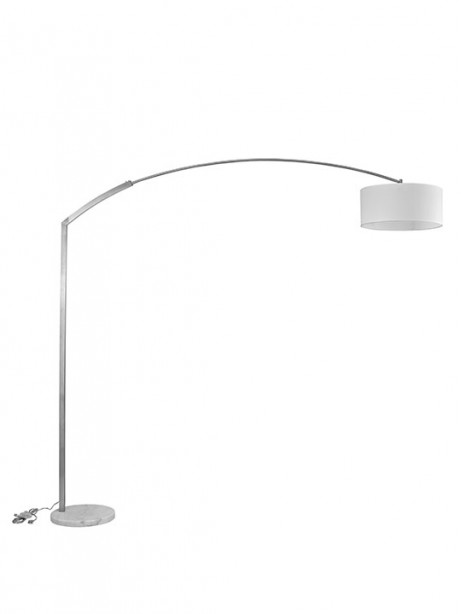 White Marble Extend Floor Lamp1 461x614