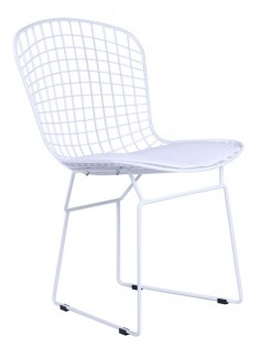 White Wire Dyson Chair 237x315