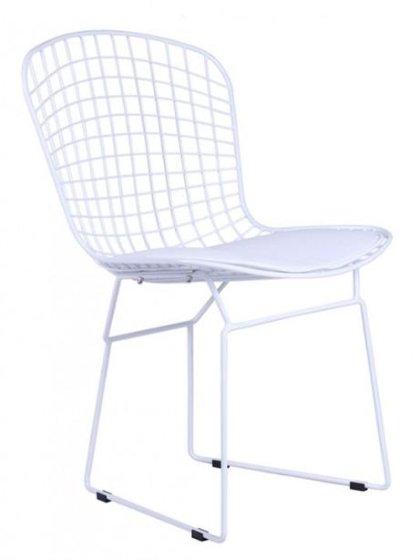 White Wire Dyson Chair 461x614