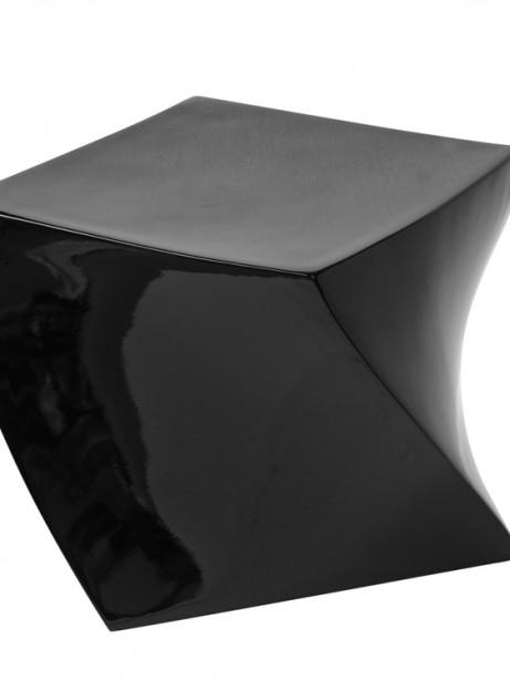 black geo stool 461x614