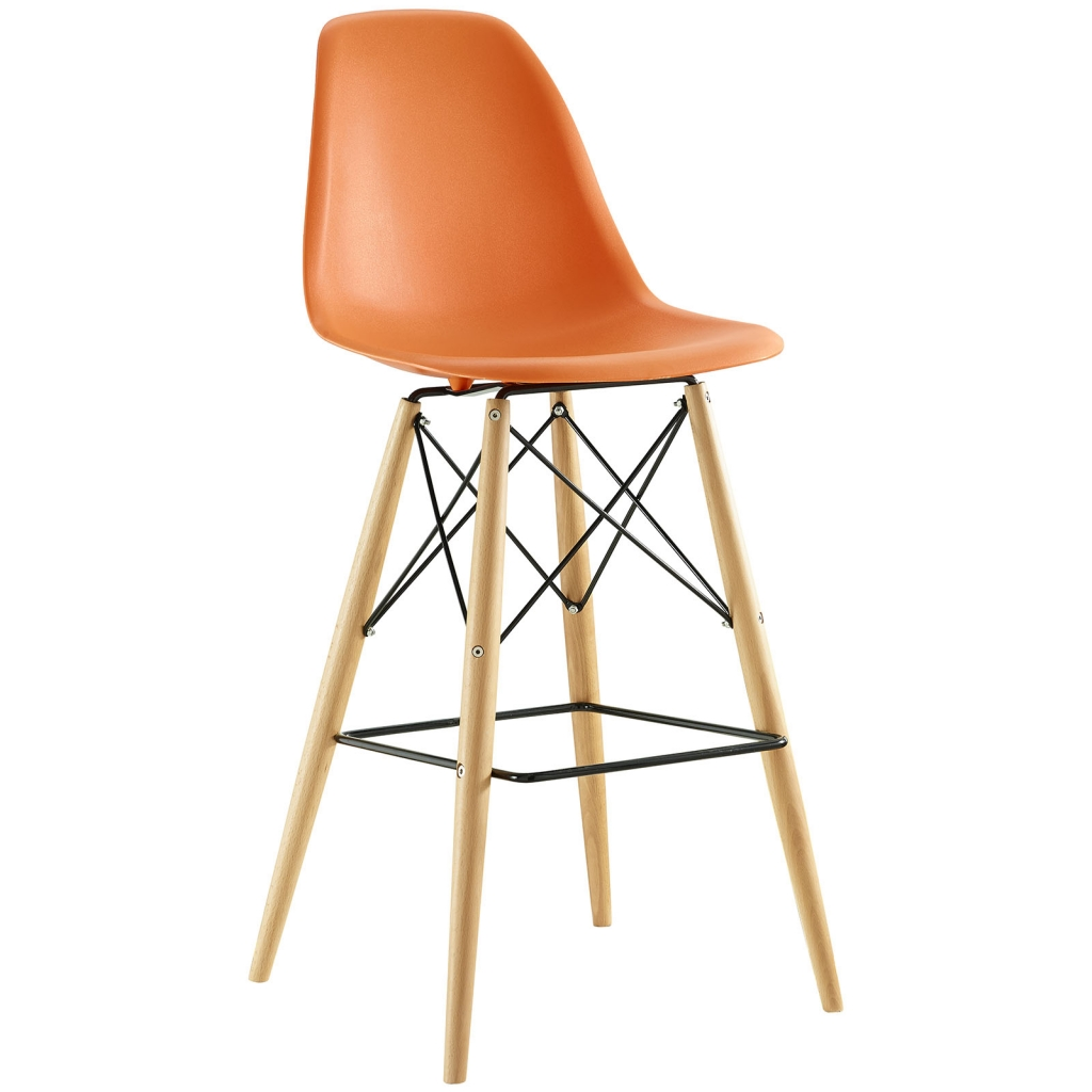 Ceremony Wood Barstool Brickell Collection
