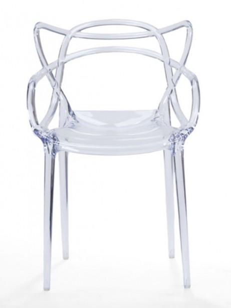 Spark Clear Chair 461x614