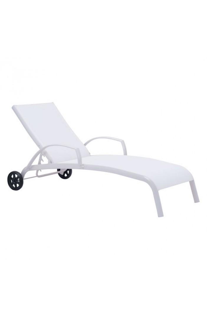 outdoor lounge chair wheels modern