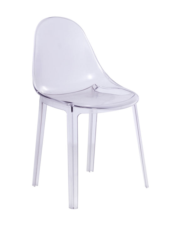 Clear Bit Chair