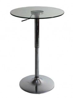 Pump Glass Bar Table 237x315