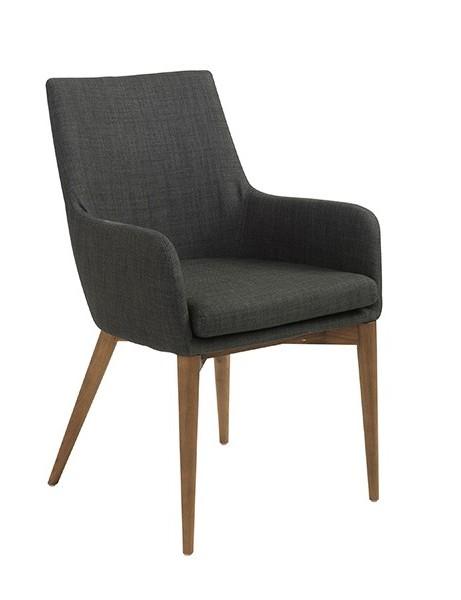 Uptown Armchair Dark Gray 2 461x600