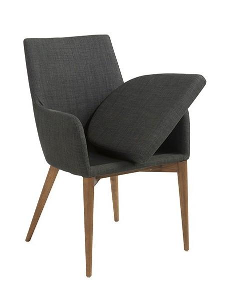 Uptown Armchair Dark Gray 3 461x600
