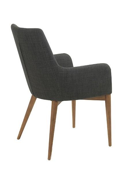 Uptown Armchair Dark Gray 5 461x600