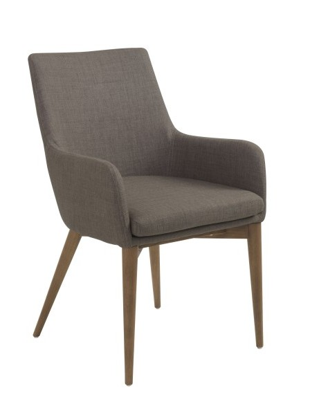 Uptown Armchair Light Gray 2 461x600