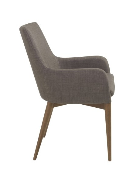 Uptown Armchair Light Gray 3 461x600