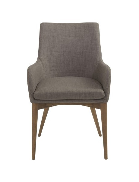 Uptown Armchair Light Gray 461x600