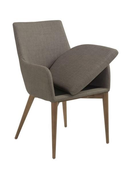 Uptown Armchair Light Gray 5 461x600