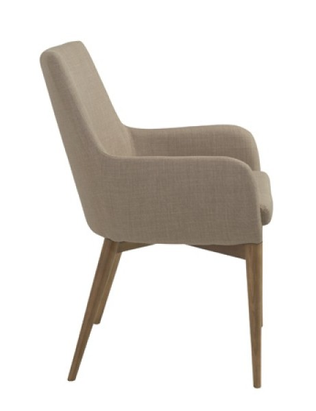 Uptown Armchair Taupe 3 461x600