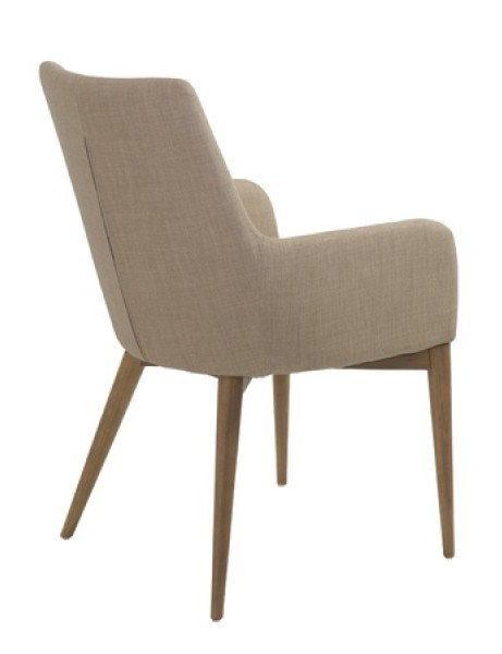 Uptown Armchair Taupe 4 461x600