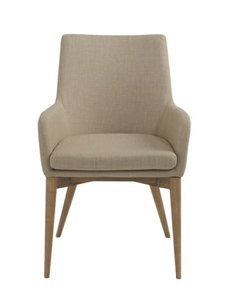 Uptown Armchair Taupe 461x600
