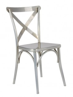 X Metal Chair 237x315