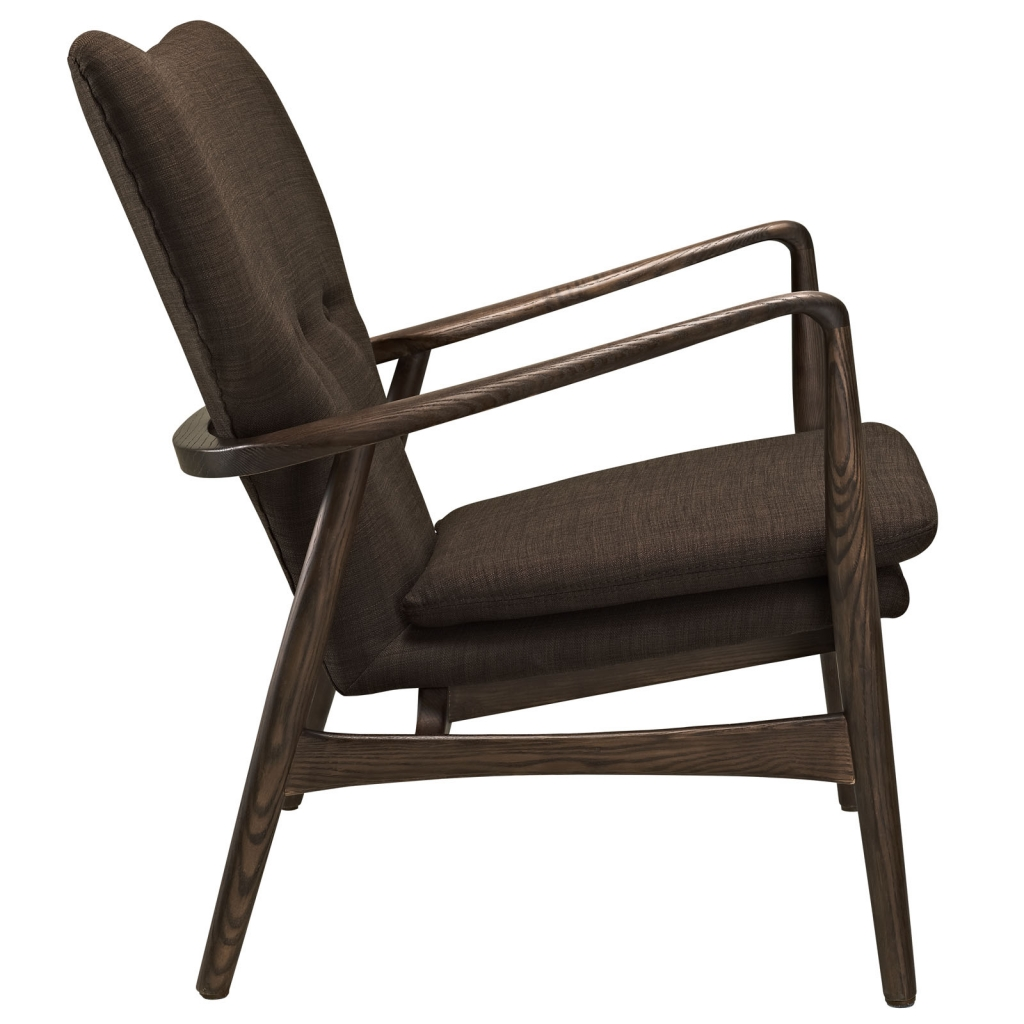 Abode Armchair Brown 2