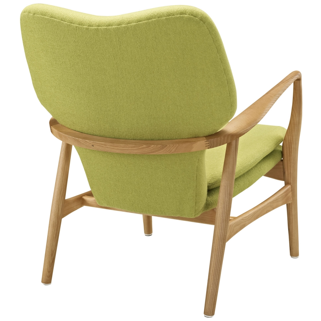 Abode Armchair Green 2