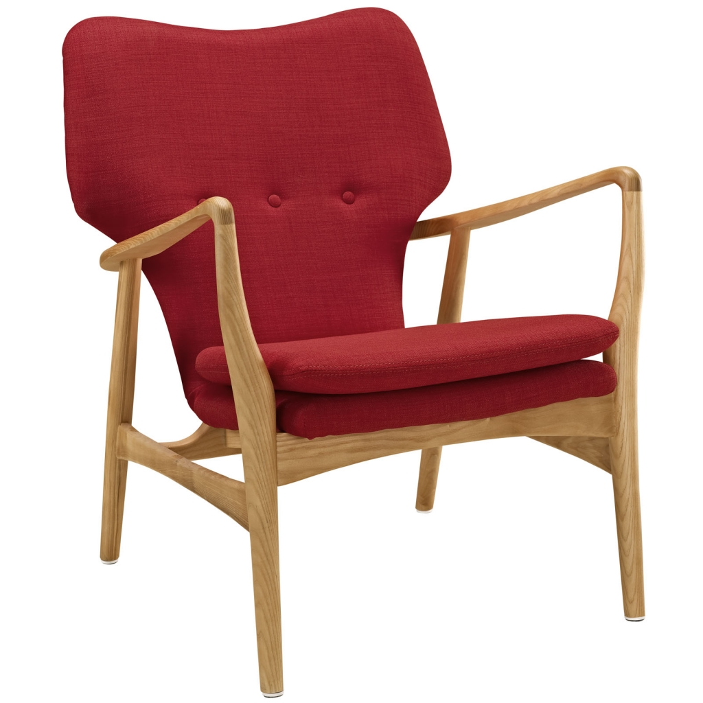 Abode Armchair Red 1