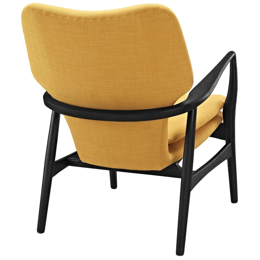 Abode Armchair Yellow 1