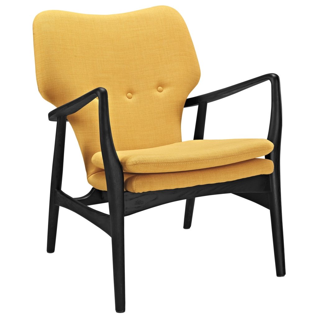 Abode Armchair Yellow 3