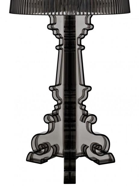 Black Acrylic Table Lamp Medium 2 461x614