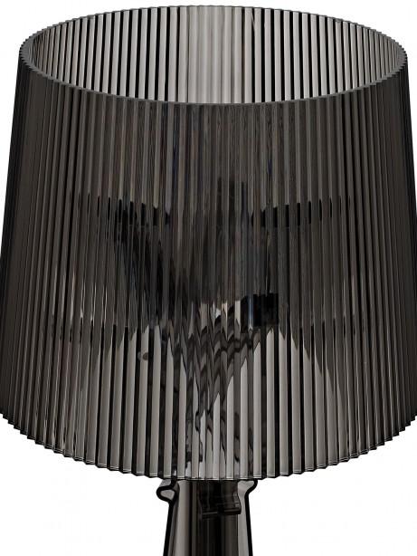 Black Acrylic Table Lamp Medium 3 461x614