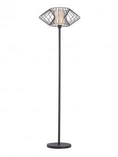 Black Wire Floor Lamp 237x315