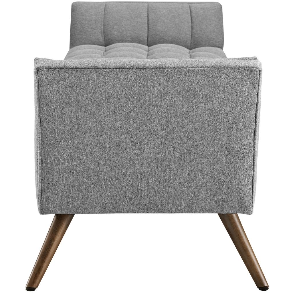 Light Gray Hued Bench Large 3