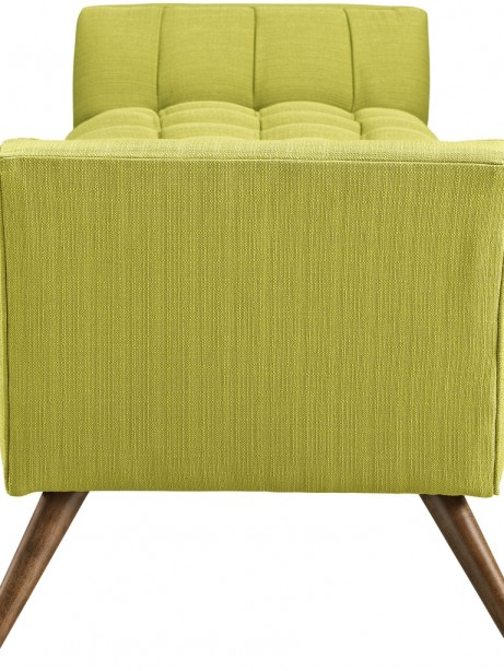 Lime Green Hued Bench Large 2 461x614