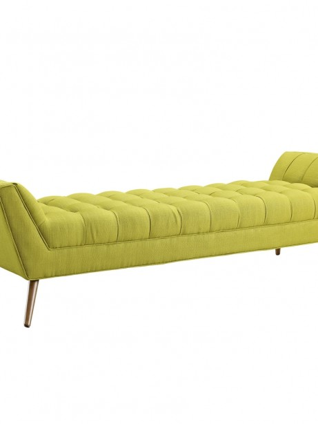 Lime Green Hued Bench Large 3 461x614