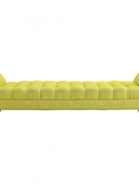Lime Green Hued Bench Large 461x614