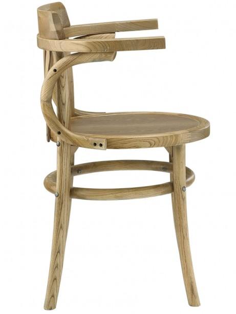 Noma Armchair Natural Wood 2 461x614