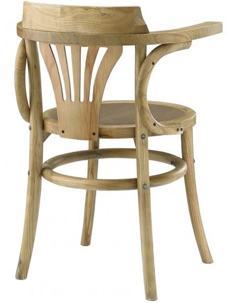 Noma Armchair Natural Wood 3 461x614