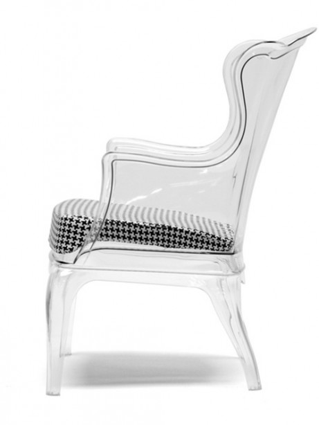Phantom Clear Accent Chair 2 461x614