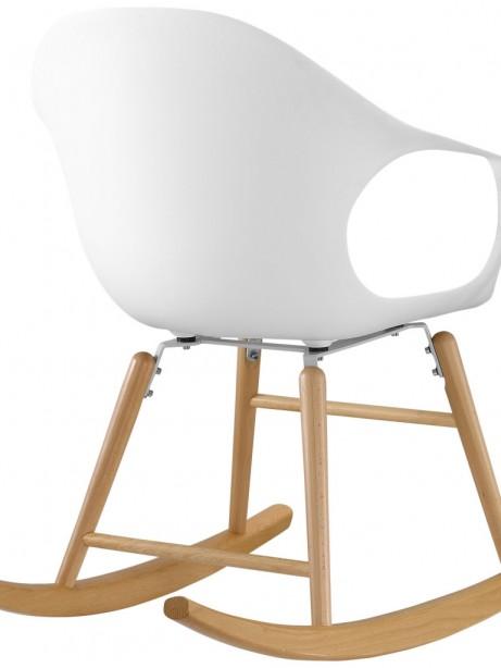 Pony White Rocking Chair 3 461x614