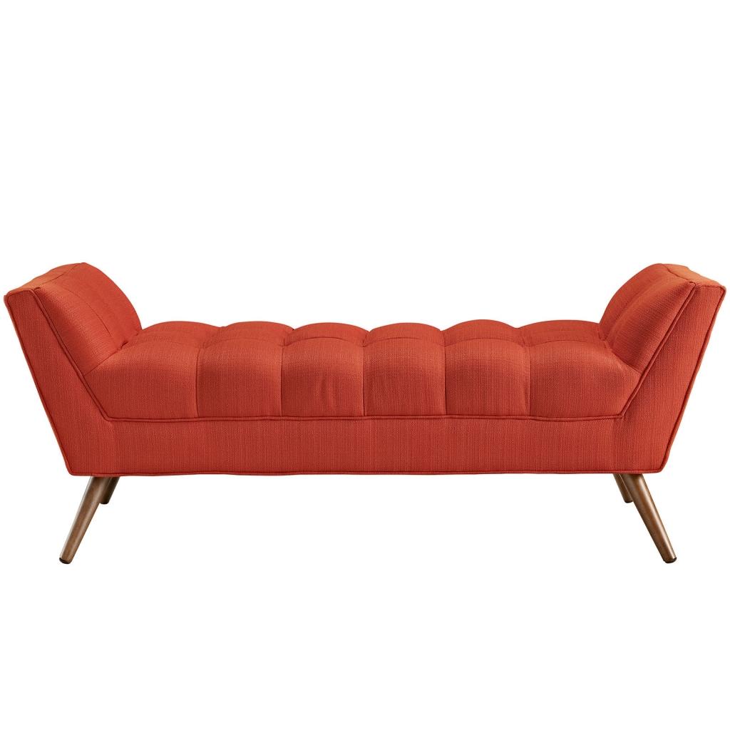 Red Orange Bench Medium 2