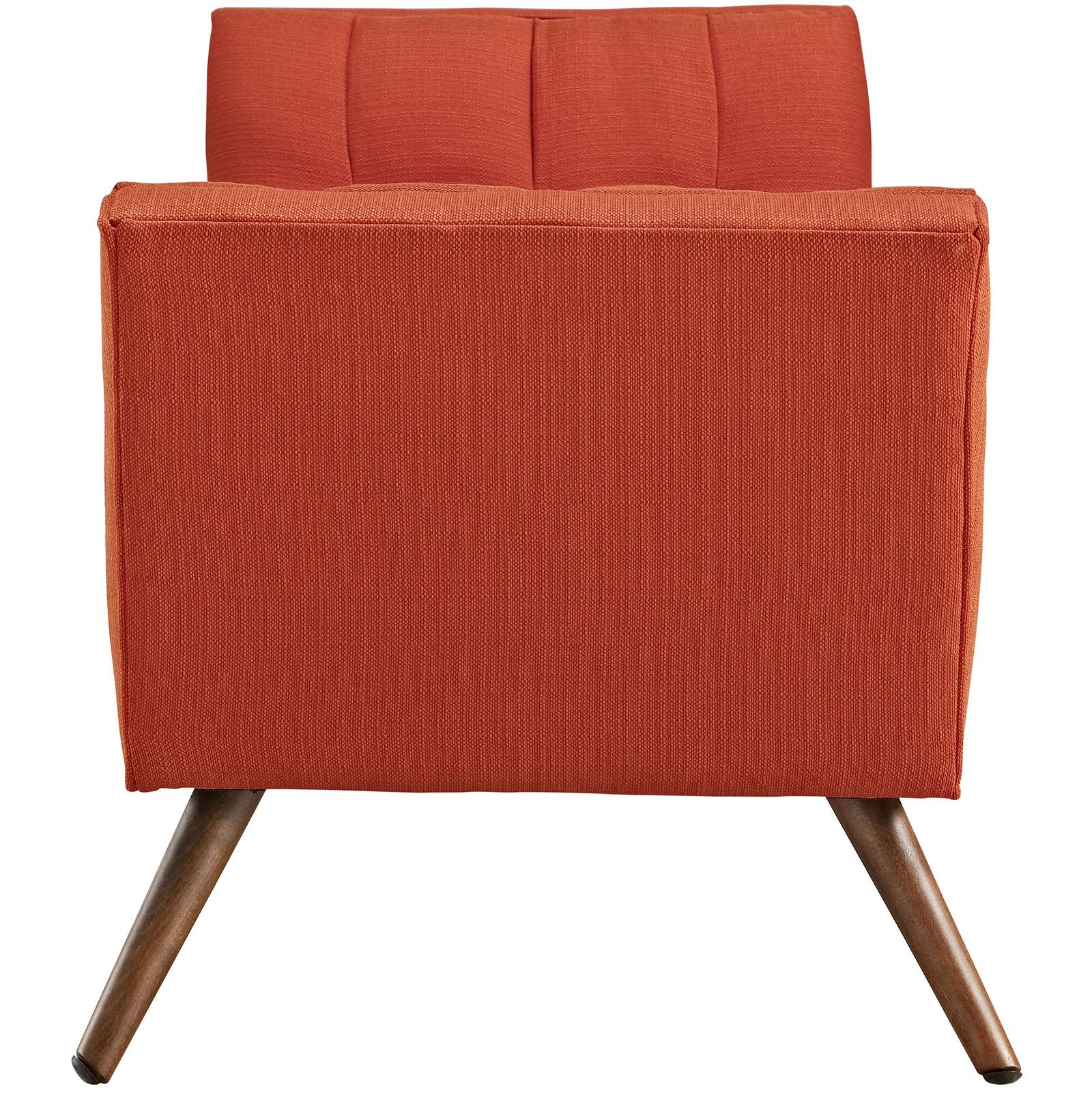 Red Orange Bench Medium 3