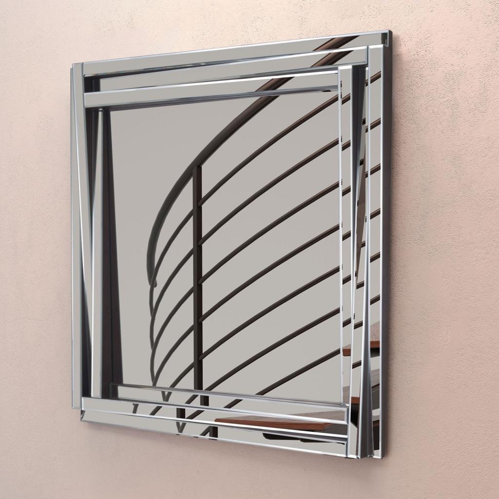 Redefine Square Wall Mirror 4