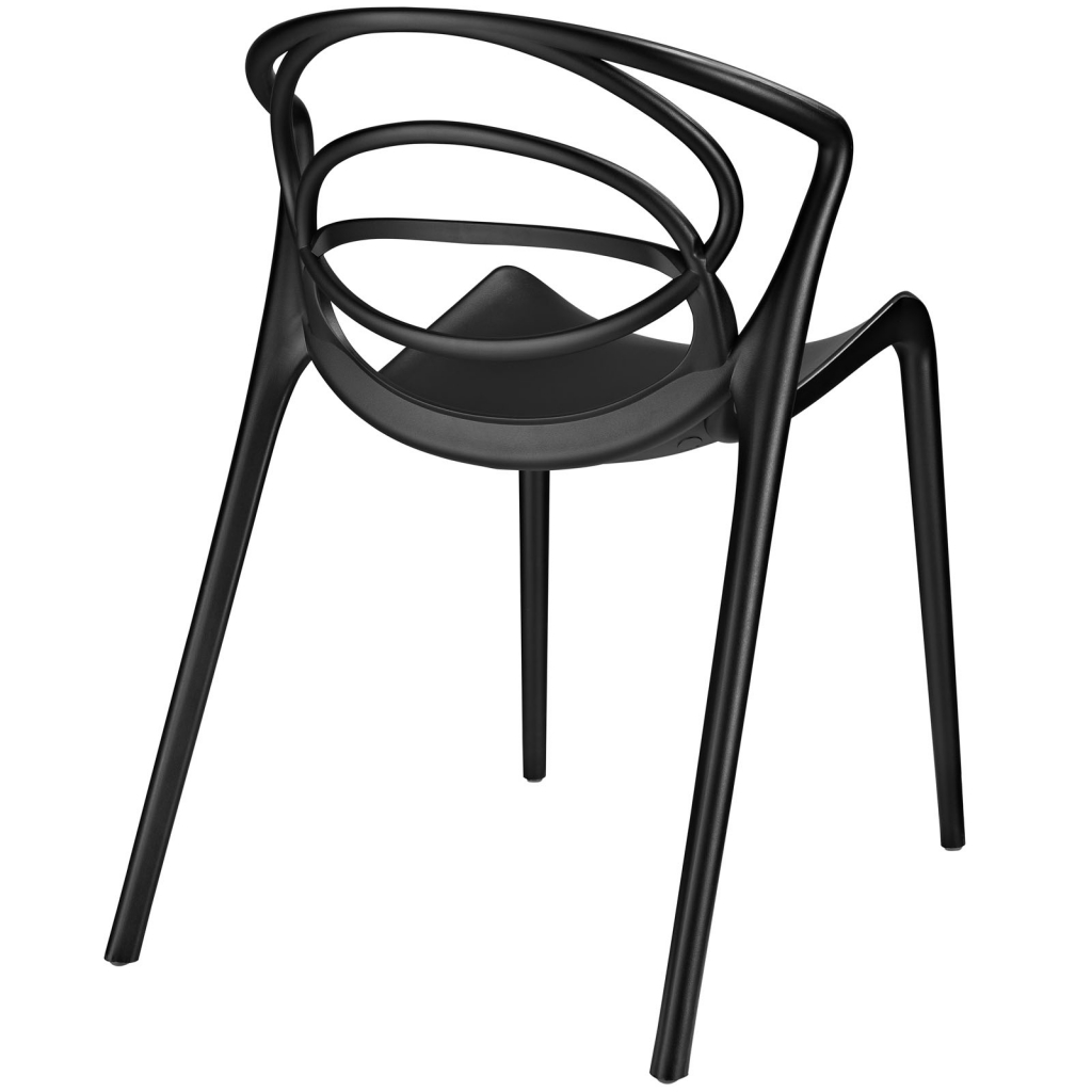 Ring Chair Black 3