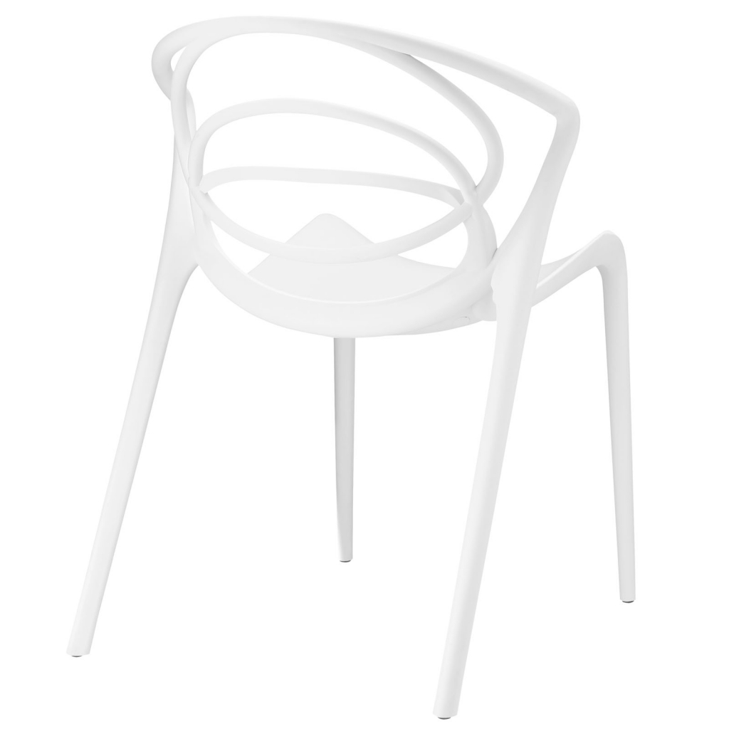 Ring Chair White 3