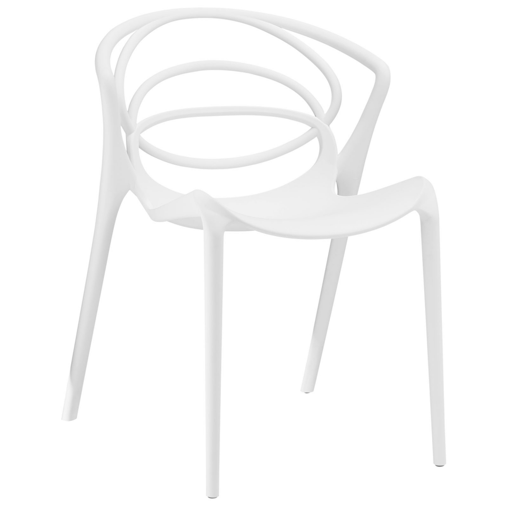 Ring Chair White