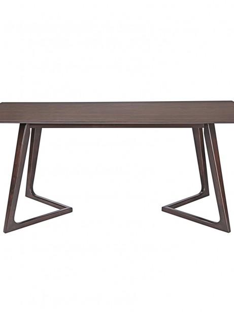 Sherwood Walnut Wood Dining Table 3 461x614
