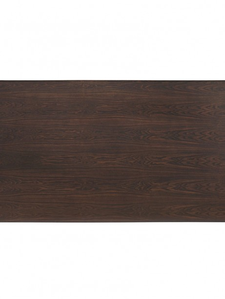 Sherwood Walnut Wood Dining Table 4 461x614